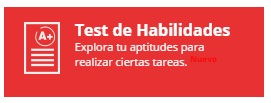 test habilidades cned