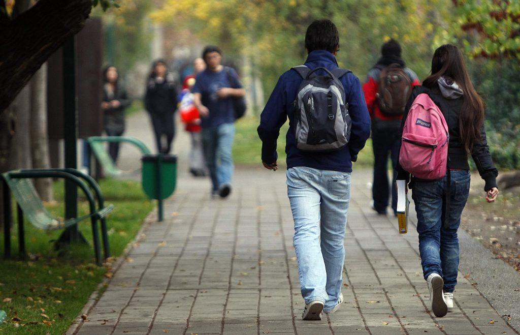 28 Mayo 2010 Estudiantes Universitarios del Campus San Joaquin de la Universidad Catolica. Estudiantes Universitarios Estudiantes Universitarios