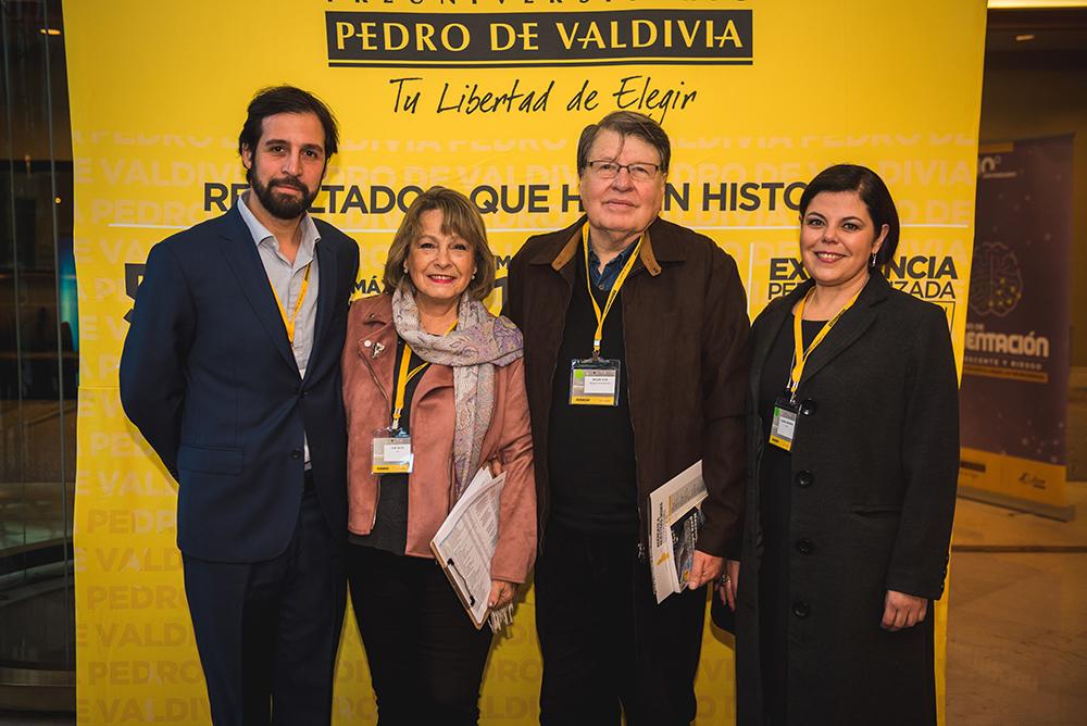 Francisco AguerroPilar GalvezNelson SilvaMaría Isabel Frascarolo