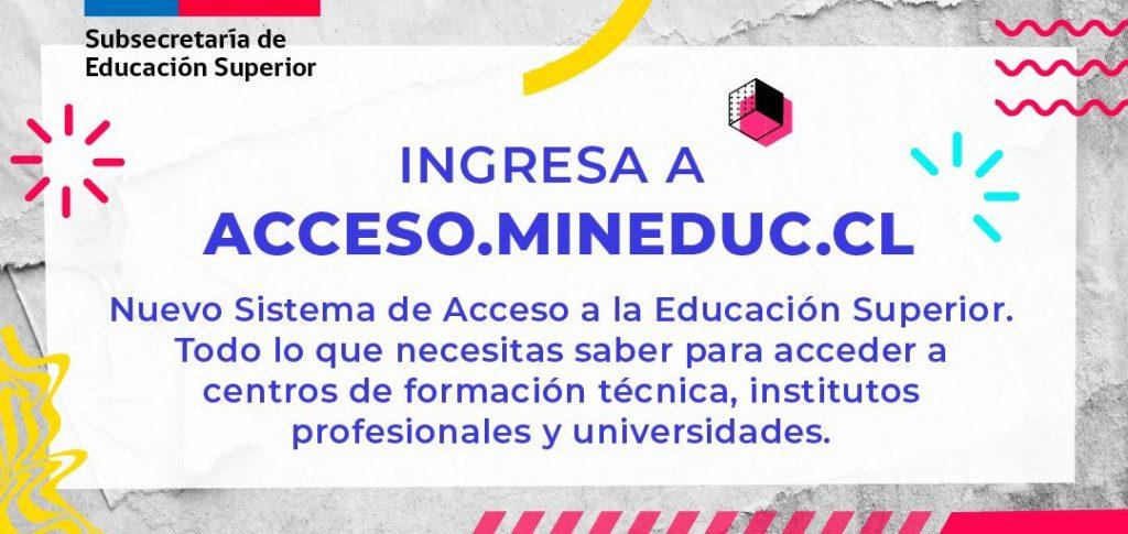 acceso mineduc logo
